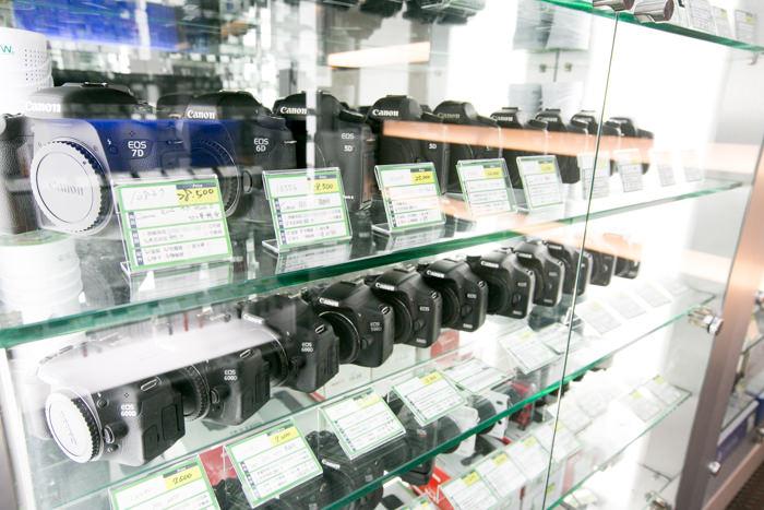 二手相機價錢